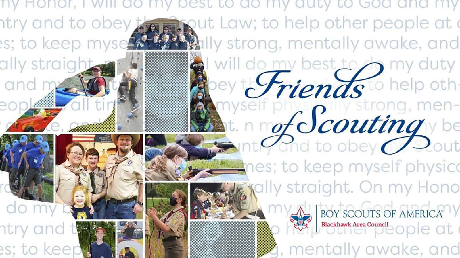 Friends of Scouting 2021