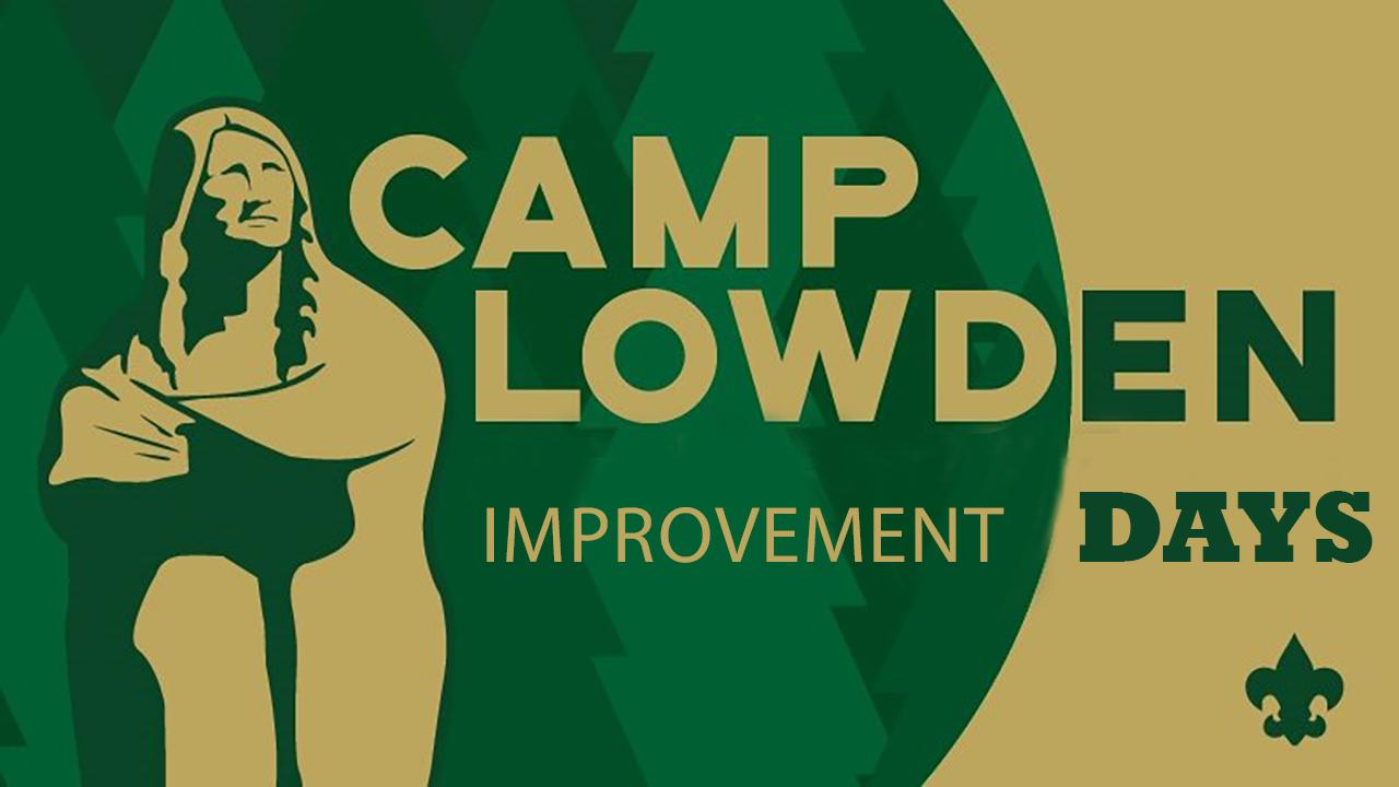 Camp Lowden Improvement Days