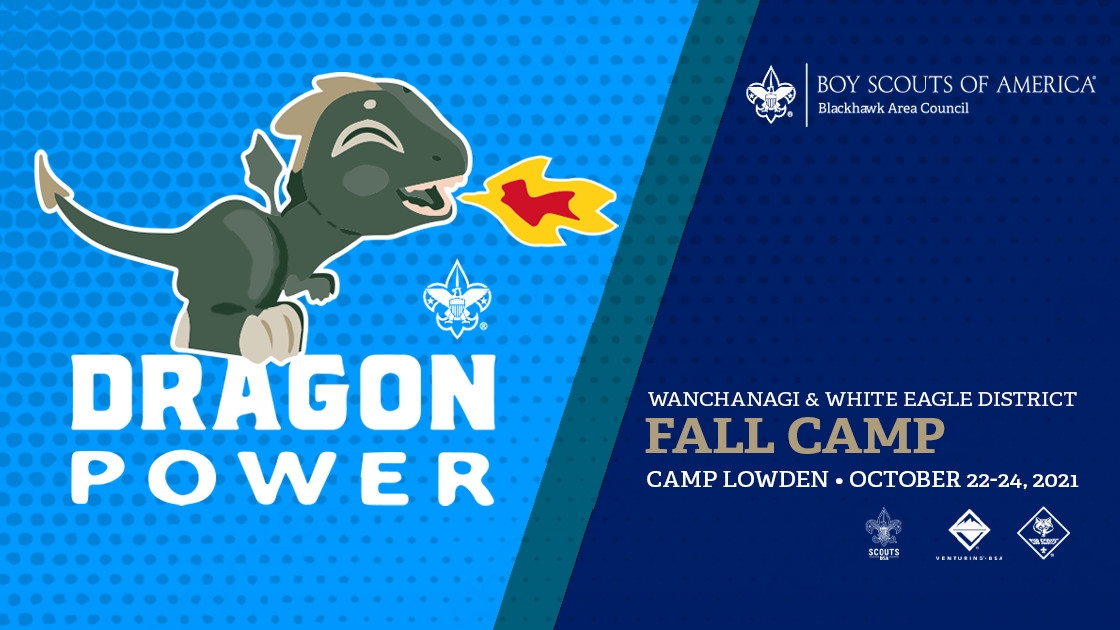 Dragon Power Fall Camp 2021