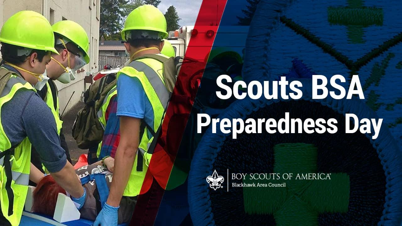 Scouts BSA Preparedness Day